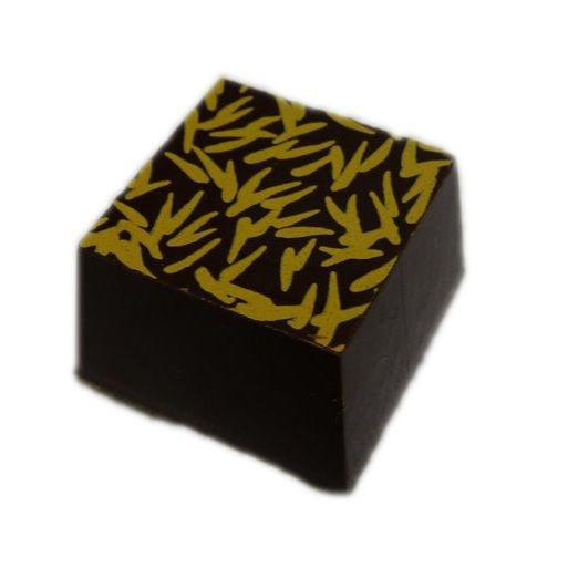 Chokoladeform magnetform kvadratisk