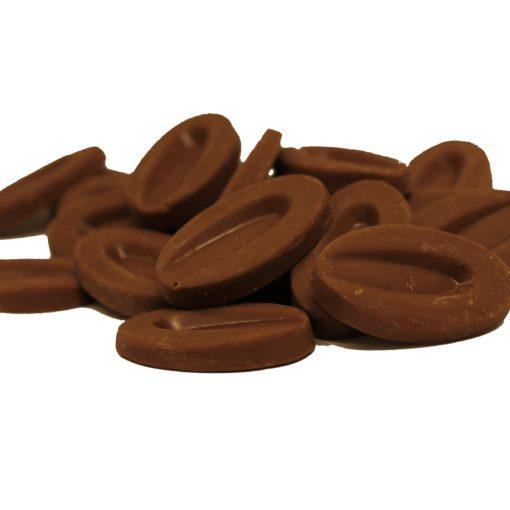 Valrhona Lys Chokolade (35%)