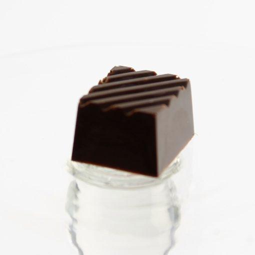 """Chokoladeform """"Lille Firkant Med Streger"""""""