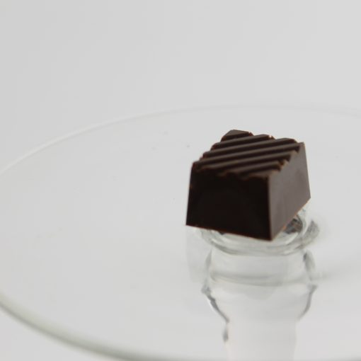 Chokoladeform Lille Firkant M Streger