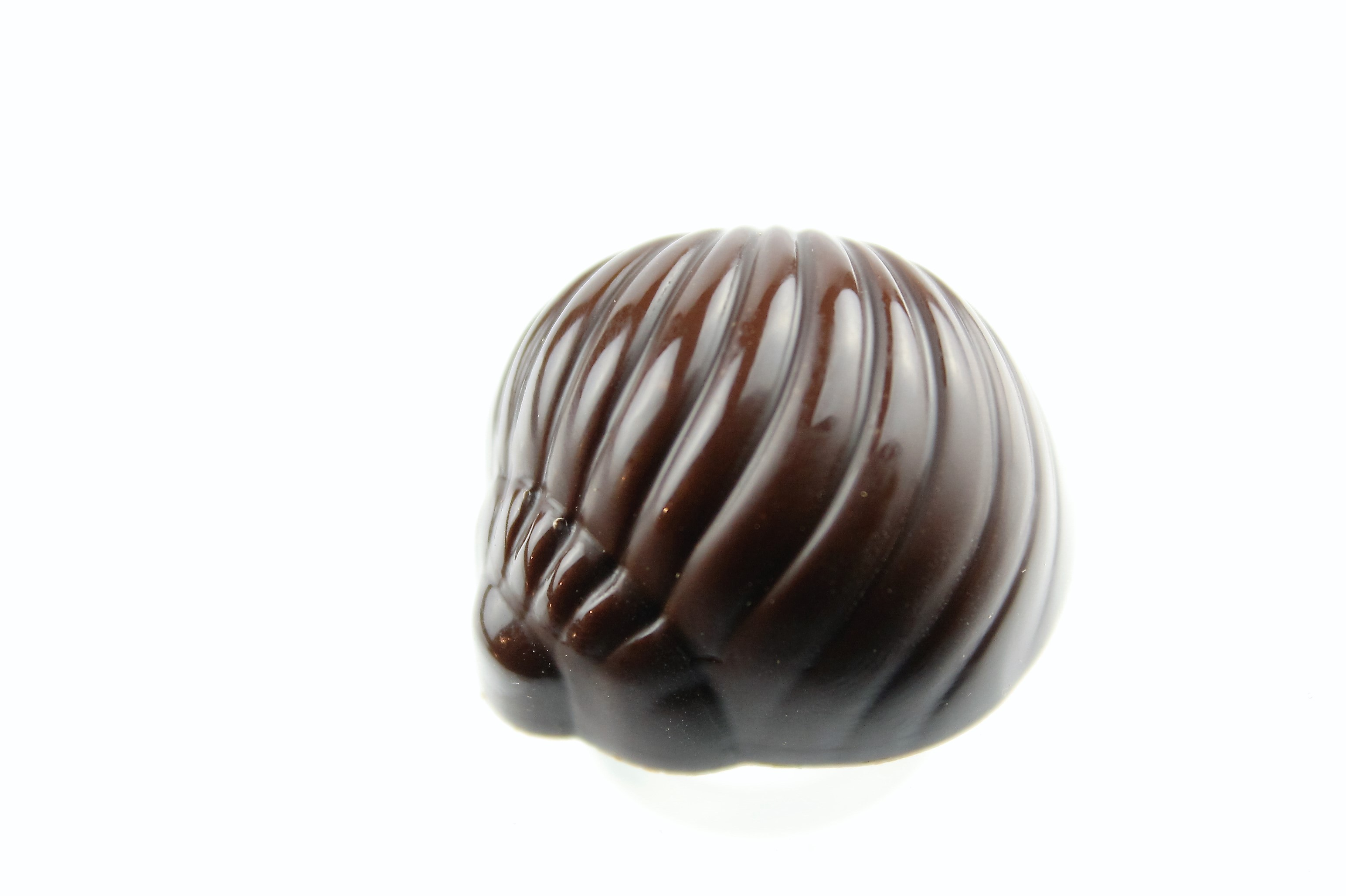 chokoladeform sneglehus
