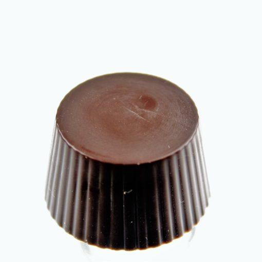 """Chokoladeform """"Rund Med Riller"""""""