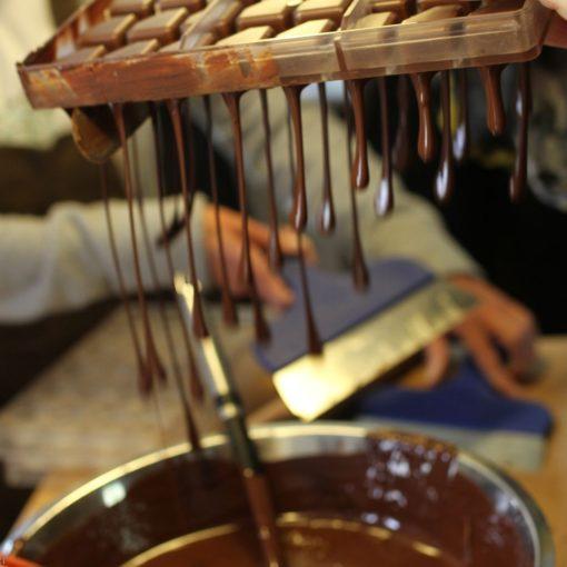 Startpakke Til Fyldt Chokolade