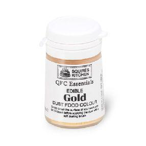 Guld Pulverfarve