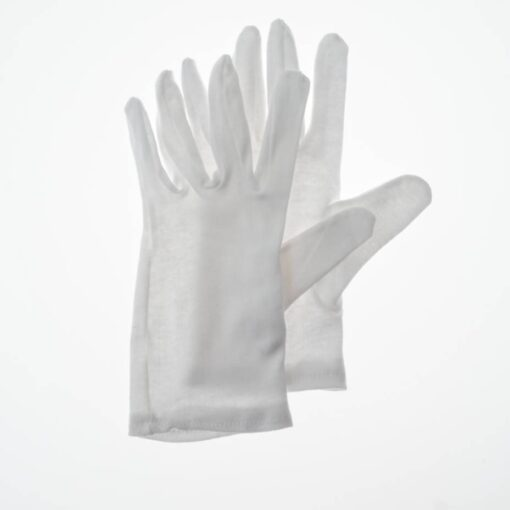 Hvide Handsker – 2 Par
